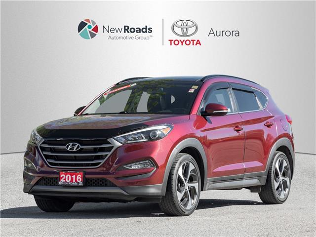 2016 Hyundai Tucson Limited (Stk: 6982) in Aurora - Image 1 of 22
