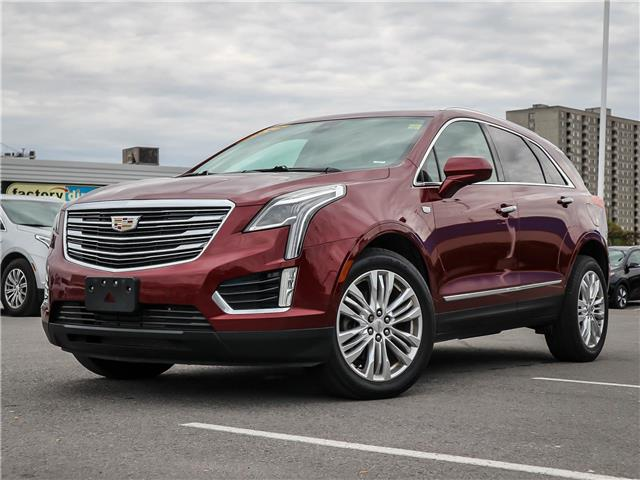 2017 Cadillac XT5 Premium Luxury (Stk: R10766A) in Ottawa - Image 1 of 8