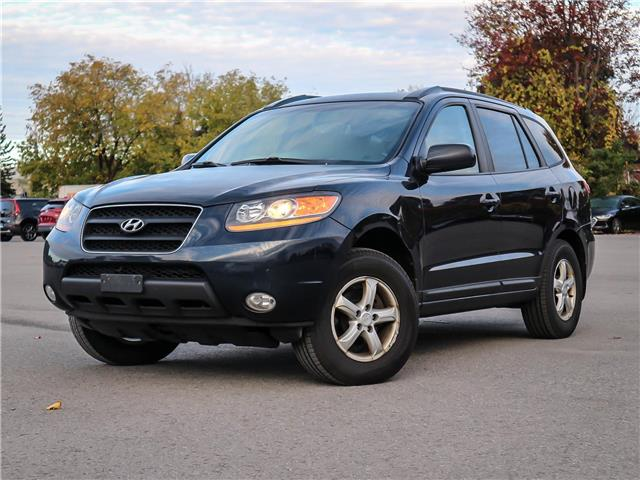 2009 Hyundai Santa Fe  (Stk: S22140A) in Ottawa - Image 1 of 1