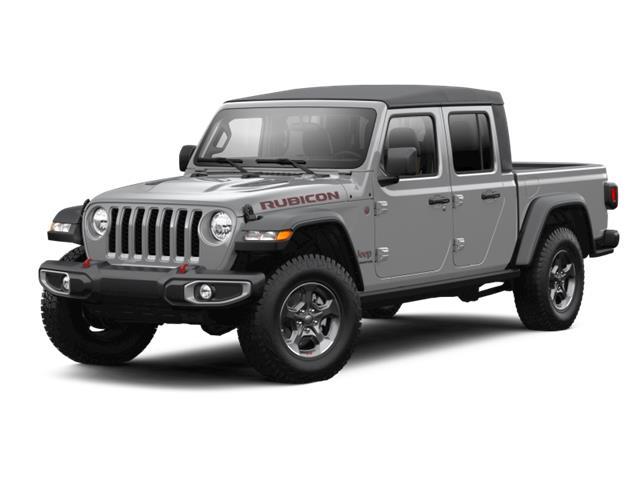2021 Jeep Gladiator Rubicon (Stk: 5M225) in Medicine Hat - Image 1 of 1