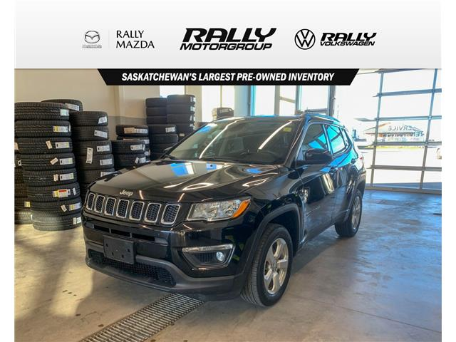 2018 Jeep Compass North (Stk: V1728) in Prince Albert - Image 1 of 12