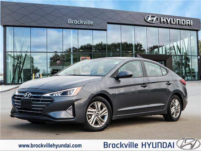 2020 Hyundai Elantra Preferred (Stk: P7310) in Brockville - Image 1 of 30