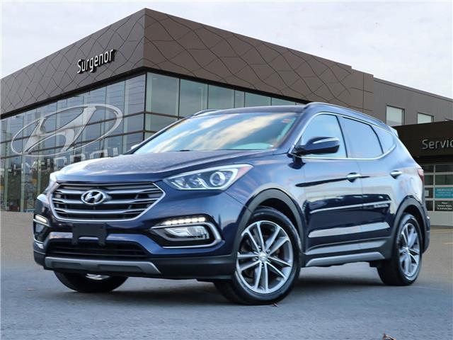 2018 Hyundai Santa Fe Sport  (Stk: P41130) in Ottawa - Image 1 of 30