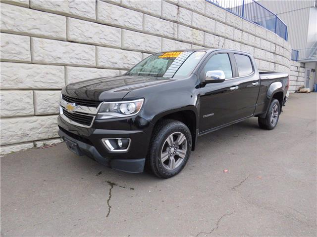 2017 Chevrolet Colorado 4WD LT (Stk: D20139A) in Fredericton - Image 1 of 19