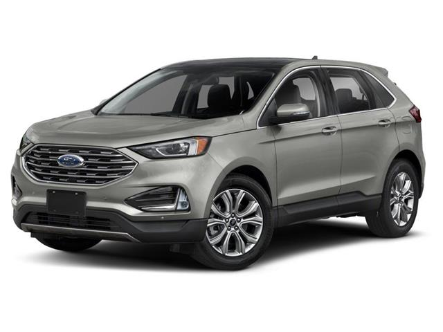 2021 Ford Edge Titanium (Stk: 21258) in Wilkie - Image 1 of 9