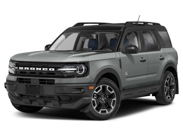 2021 Ford Bronco Sport Outer Banks (Stk: 21260) in Wilkie - Image 1 of 9