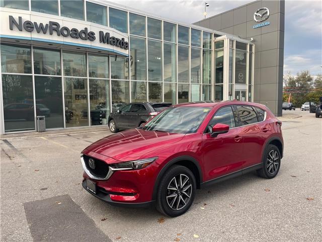 2018 Mazda CX-5 GT (Stk: 14834) in Newmarket - Image 1 of 25