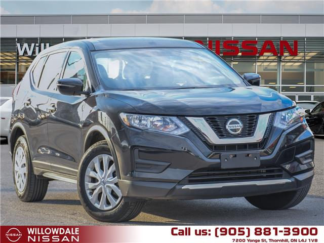 2018 Nissan Rogue S (Stk: C36086) in Thornhill - Image 1 of 24