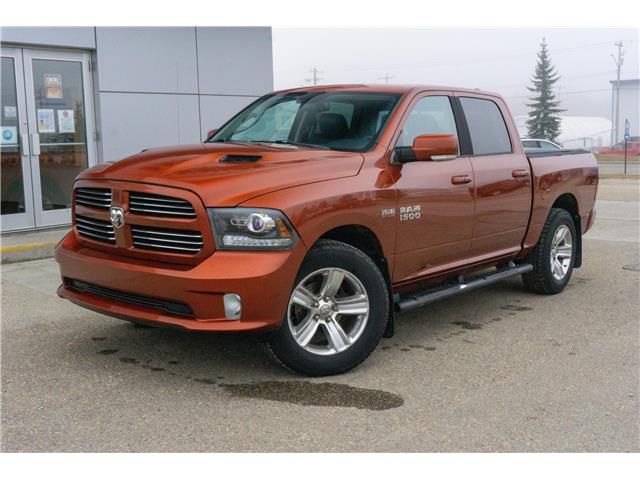 2013 RAM 1500 Sport (Stk: 21-164A) in Edson - Image 1 of 15