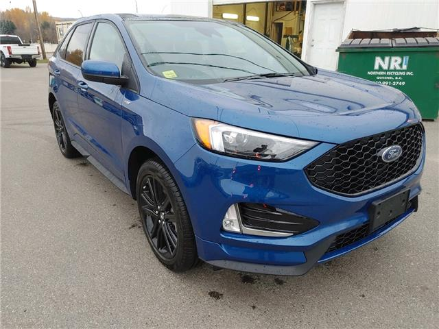 2021 Ford Edge ST Line (Stk: 21T139) in Quesnel - Image 1 of 15