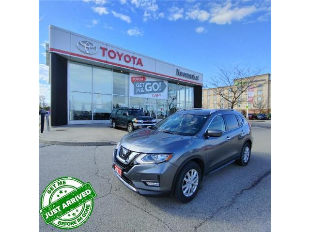 2017 Nissan Rogue  (Stk: 366191) in Newmarket - Image 1 of 15