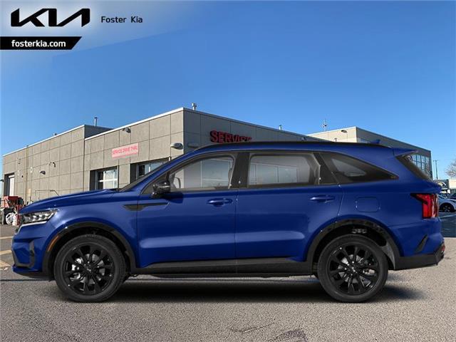 2021 Kia Sorento 2.5T SX w/Black Leather (Stk: 6610P) in Toronto - Image 1 of 1