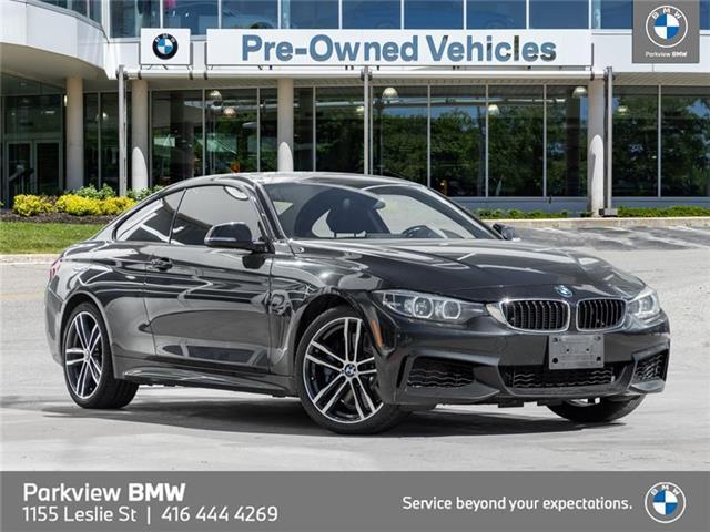2019 BMW 440i xDrive (Stk: 41817A) in Toronto - Image 1 of 22