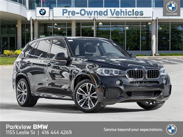 2017 BMW X5 xDrive35i (Stk: PP10215) in Toronto - Image 1 of 24