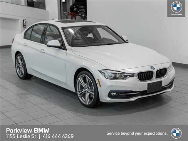 2017 BMW 330i xDrive (Stk: PP9814) in Toronto - Image 1 of 23