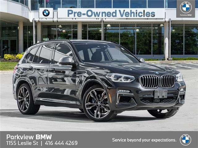 2018 BMW X3 M40i (Stk: T303712A) in Toronto - Image 1 of 23