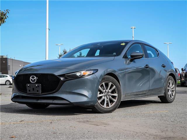 2019 Mazda Mazda3 Sport  (Stk: M1198) in Ottawa - Image 1 of 8