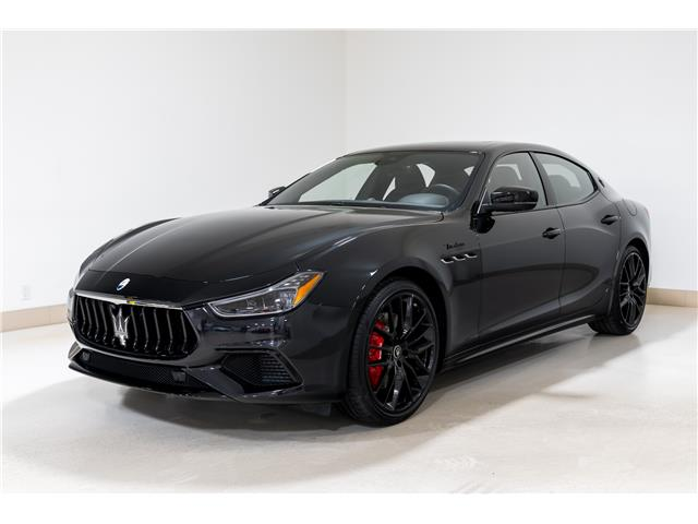 2022 Maserati Ghibli Modena Q4 (Stk: 1067MC) in Calgary - Image 1 of 23