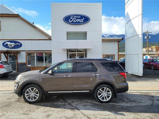 2016 Ford Explorer Limited (Stk: 9023) in Golden - Image 1 of 21
