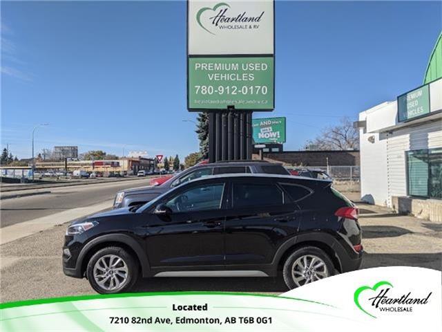 2017 Hyundai Tucson SE (Stk: HW1190) in Edmonton - Image 1 of 28