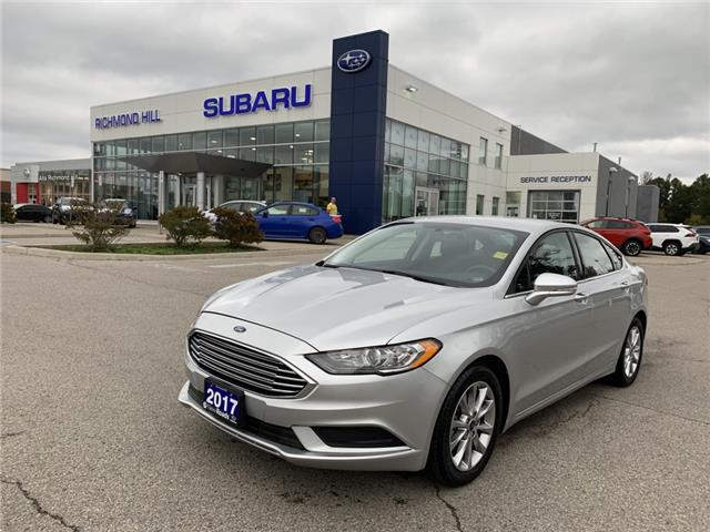 2017 Ford Fusion SE (Stk: P03990) in RICHMOND HILL - Image 1 of 22