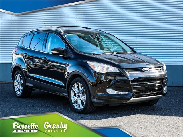 2014 Ford Escape Titanium (Stk: 21-208) in Cowansville - Image 1 of 35