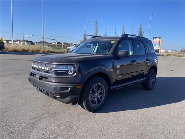 2021 Ford Bronco Sport Big Bend (Stk: MBR029) in Fort Saskatchewan - Image 1 of 22