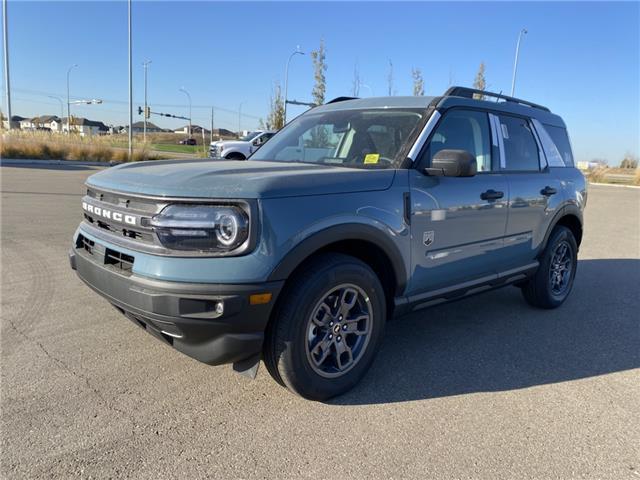 2021 Ford Bronco Sport Big Bend (Stk: MBR030) in Fort Saskatchewan - Image 1 of 22