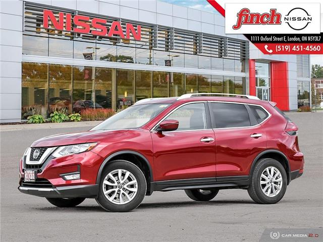 2019 Nissan Rogue SV (Stk: 14976) in London - Image 1 of 27