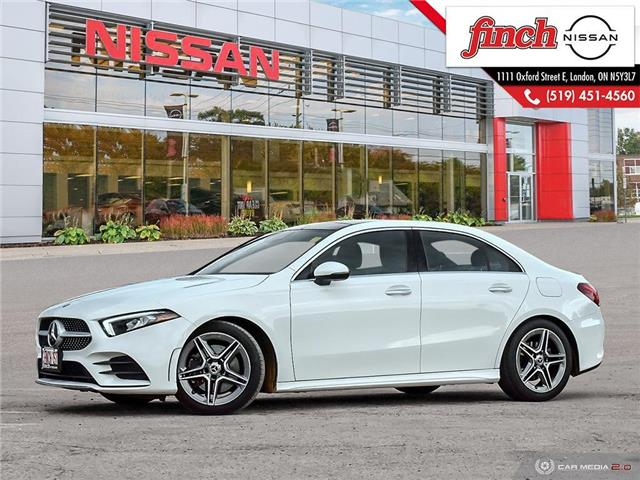 2019 Mercedes-Benz A-Class Base (Stk: 24047) in London - Image 1 of 27