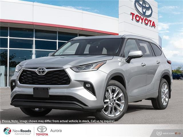 2021 Toyota Highlander Limited (Stk: 32924) in Aurora - Image 1 of 23