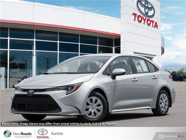 2022 Toyota Corolla L (Stk: 32925) in Aurora - Image 1 of 23
