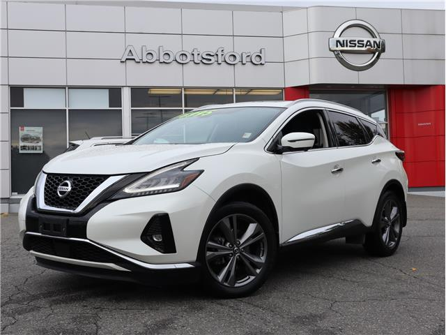 2019 Nissan Murano Platinum (Stk: A21312A) in Abbotsford - Image 1 of 30