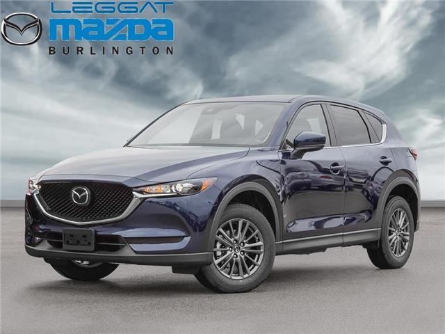 2021 Mazda CX-5 GS (Stk: 213787) in Burlington - Image 1 of 18