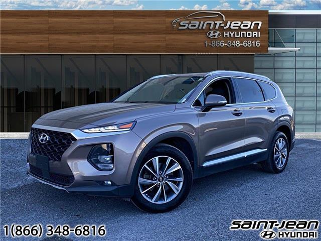 2019 Hyundai Santa Fe  (Stk: H5157V) in Saint-Jean-sur-Richelieu - Image 1 of 23