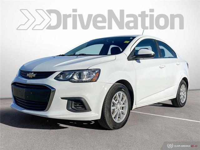2017 Chevrolet Sonic LT Auto (Stk: A4144A) in Saskatoon - Image 1 of 25
