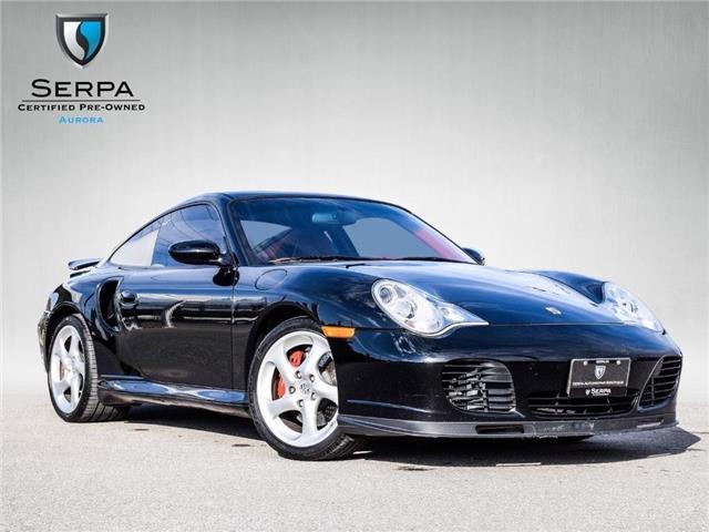 2003 Porsche 911 Turbo (Stk: CP078) in Aurora - Image 1 of 28
