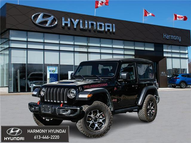 2019 Jeep Wrangler Rubicon (Stk: p946a) in Rockland - Image 1 of 30