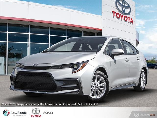 2022 Toyota Corolla Hatchback Base (Stk: 32825) in Aurora - Image 1 of 23