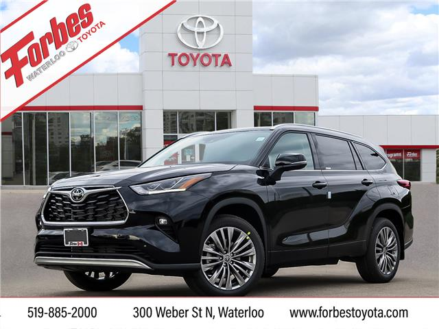 2021 Toyota Highlander Limited (Stk: 15634) in Waterloo - Image 1 of 23