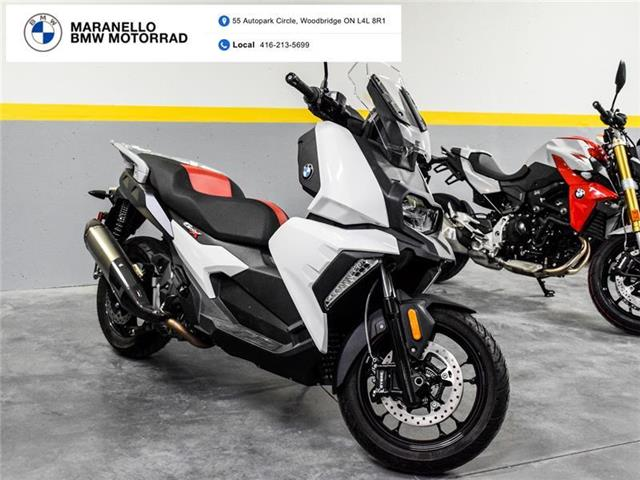 2020 BMW C400 X Scooter (Stk: B1070A) in Woodbridge - Image 1 of 16