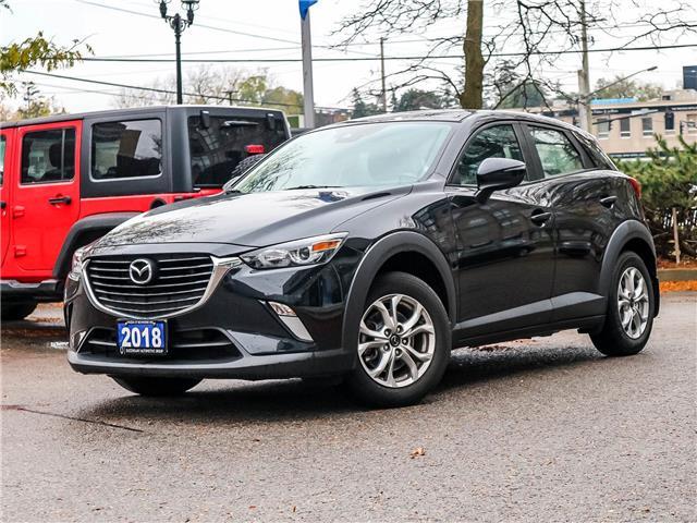2018 Mazda CX-3 GS (Stk: 21-487A) in Richmond Hill - Image 1 of 1