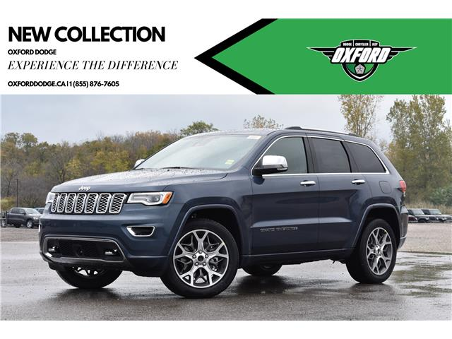 2021 Jeep Grand Cherokee Overland (Stk: 21849) in London - Image 1 of 25