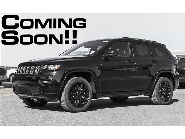 2021 Jeep Grand Cherokee L Overland (Stk: ) in Red Deer - Image 1 of 1