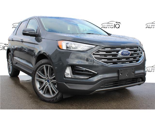2021 Ford Edge Titanium (Stk: 210702) in Hamilton - Image 1 of 24