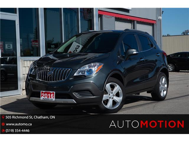 2016 Buick Encore Base (Stk: 211906) in Chatham - Image 1 of 21