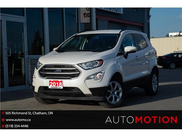 2018 Ford EcoSport SE (Stk: 211829) in Chatham - Image 1 of 25