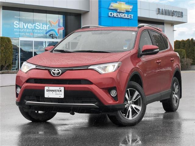 2016 Toyota RAV4 XLE (Stk: P21859) in Vernon - Image 1 of 26