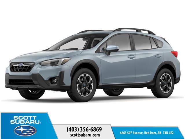 2021 Subaru Crosstrek Sport (Stk: 668848) in Red Deer - Image 1 of 9
