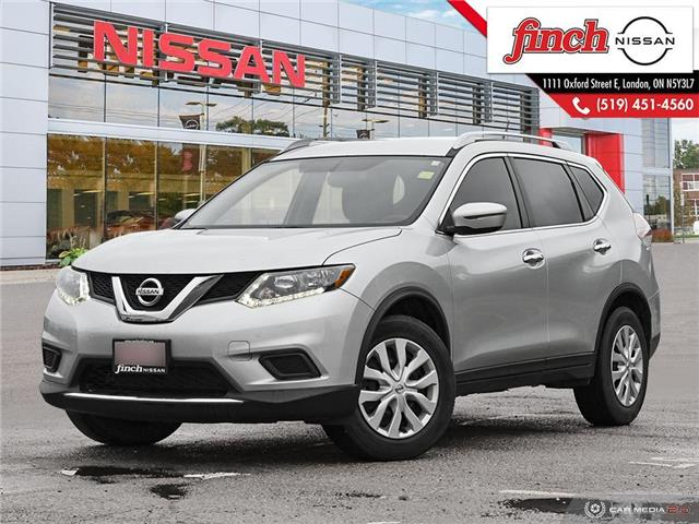 2016 Nissan Rogue S (Stk: 13737) in London - Image 1 of 27
